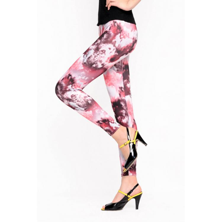 New Design Galaxy Legging Pink