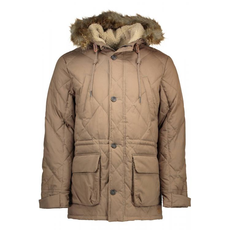 Man Coat Lee