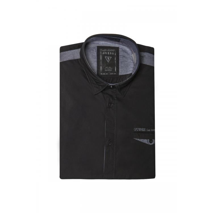 Man Shirt Guess Jeans