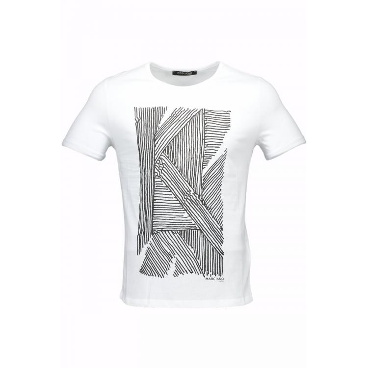 Man T-shirt Guess Marciano