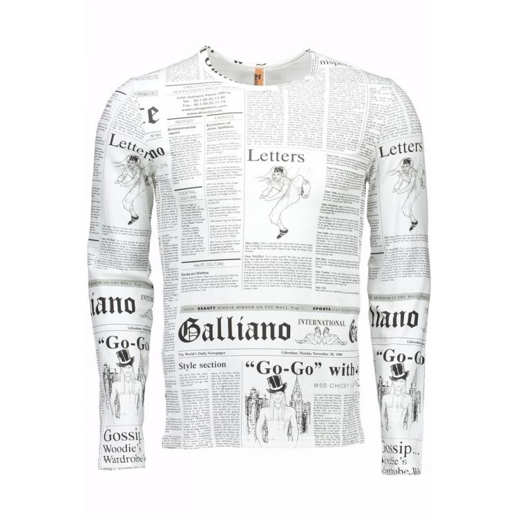 Man T-shirt John Galliano