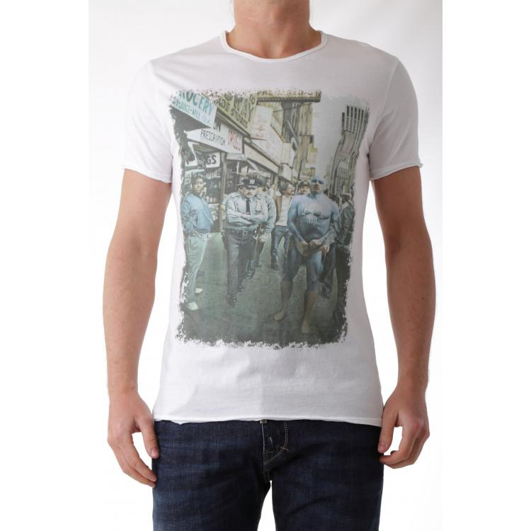 Man T-shirt Made In Italy