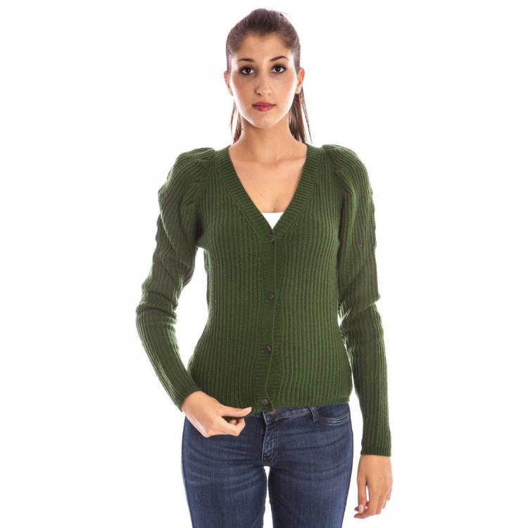 Woman Cardigan Lavand.