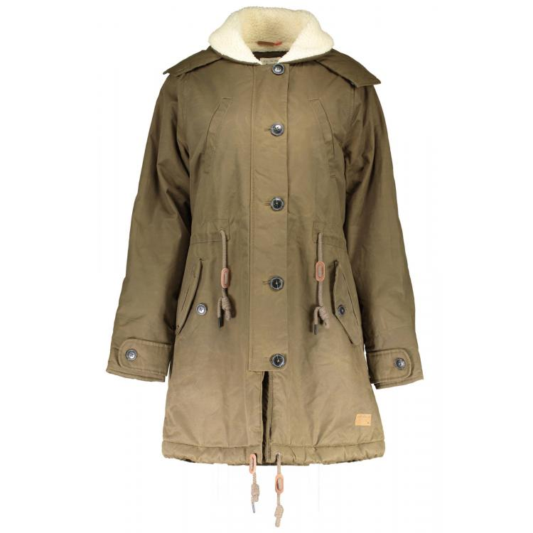 Woman Coat Lee