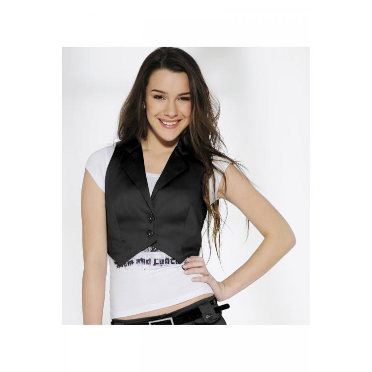 Woman Gilet Rhumandchocolate