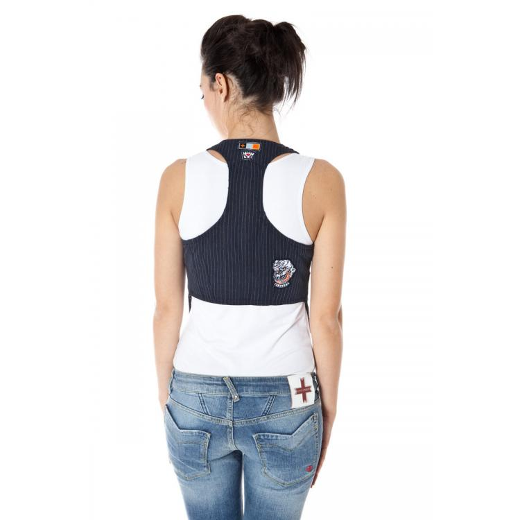 Woman Gilet Zuelements