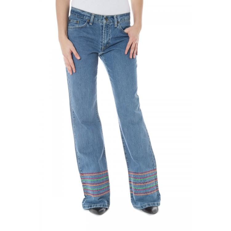 Woman Jeans Zuelements