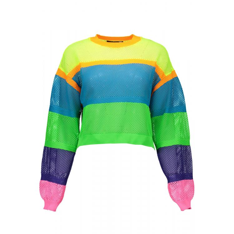 Woman Pullover Love Moschino