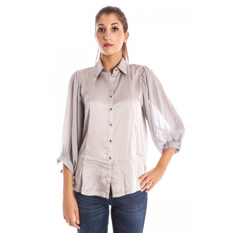 Woman Shirt Lavand.