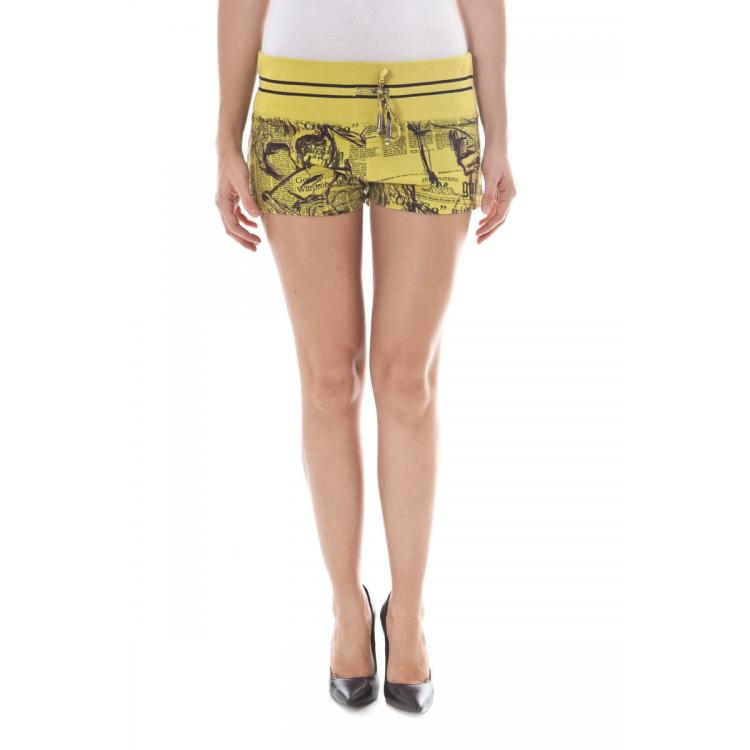 Woman Short John Galliano