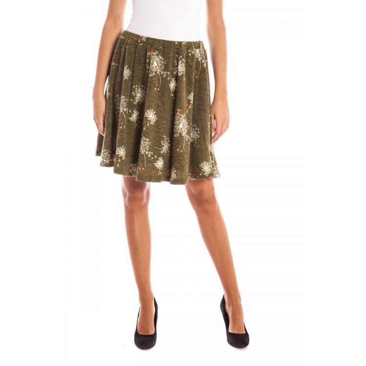Woman Skirt Lavand.