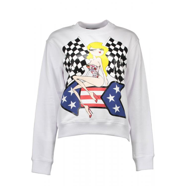 Woman Sweater Love Moschino