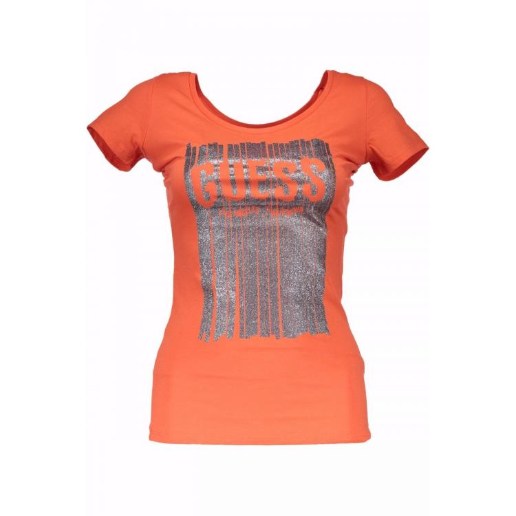 Woman T-shirt Guess Jeans