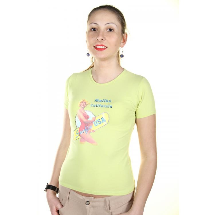 Woman T-shirt Just For You