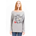 Woman T-shirt Love Moschino