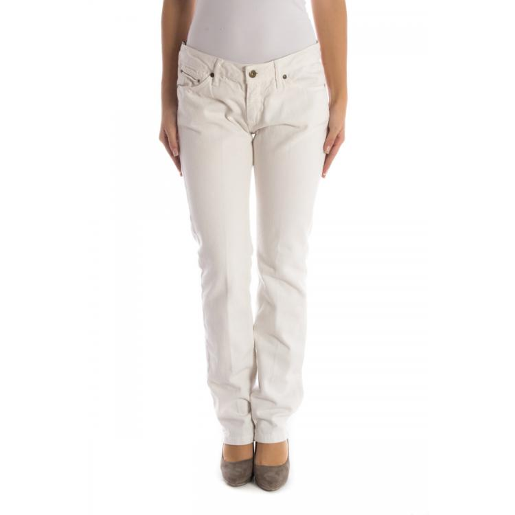 Woman Trousers Up Star