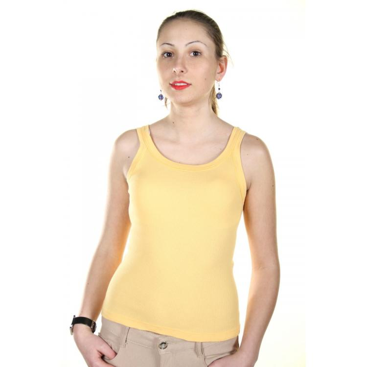 Woman Undershirt Kontatto